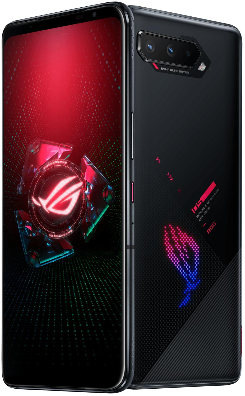 Смартфон Asus ROG Phone 5 8/128Gb Black (ZS673KS-1A007EU) фото
