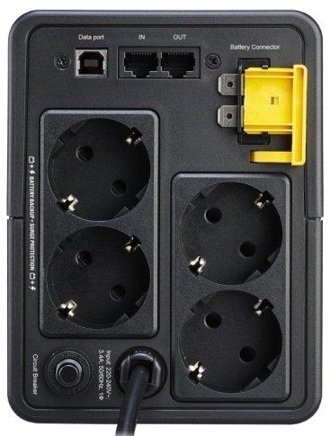ДБЖ APC Back-UPS 750VA (BX750MI-GR)фото