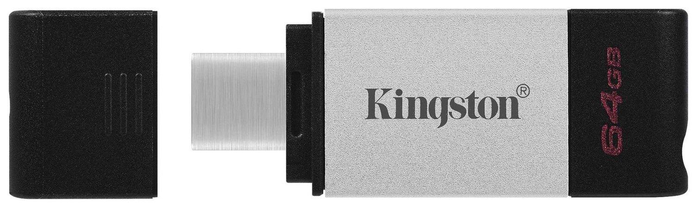 Накопитель Kingston DT80 USB-C 3.2 64GB (DT80/64GB)фото2