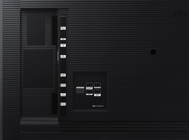 Телевизор SAMSUNG UHD QM49R (LH49QMREBGCXEN) фото