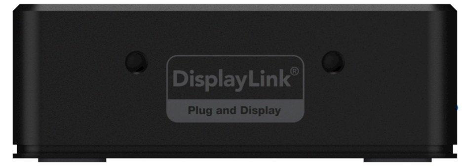 Док-станция Belkin USB-C Dual Display Dock (INC002VFBK) фото