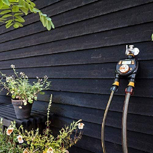 Таймер подачи воды, 2 зоны Watering Fiskars (1054792) фото