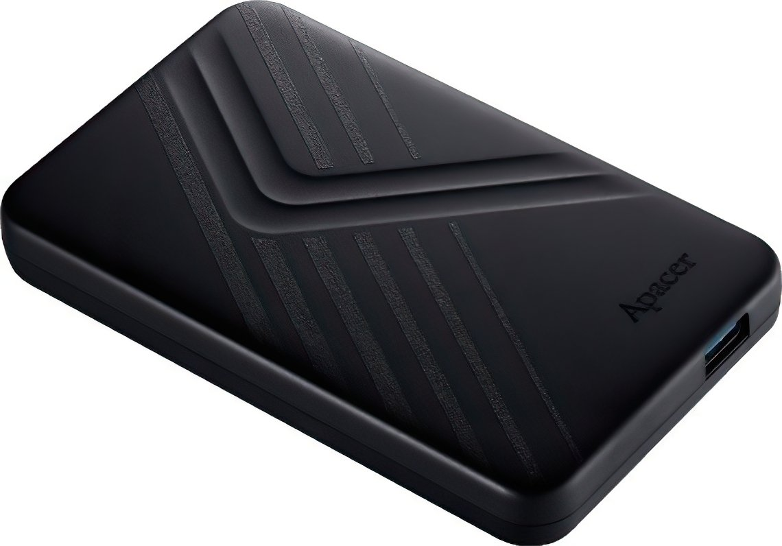 "Жесткий диск APACER 2.5"" USB 3.1 AC236 5TB Black (AP5TBAC236B-1) фото"