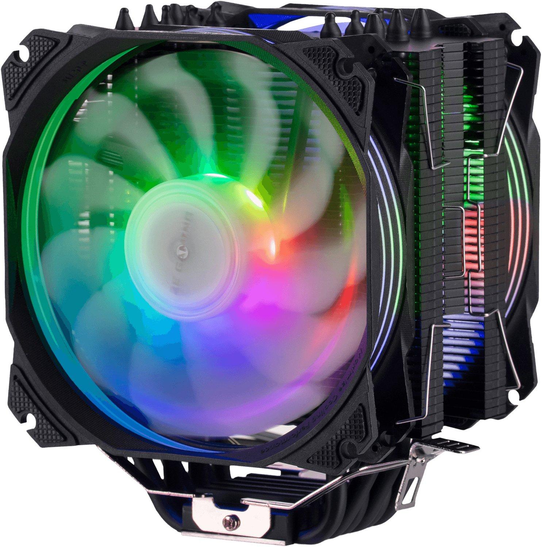 Процессорный кулер 2E GAMING AIR COOL (AC120D6) (2E-AC120D6-ARGB) фото