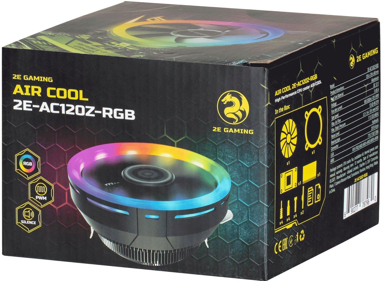 Процессорный кулер 2E GAMING AIR COOL (AC120Z) (2E-AC120Z-RGB) фото