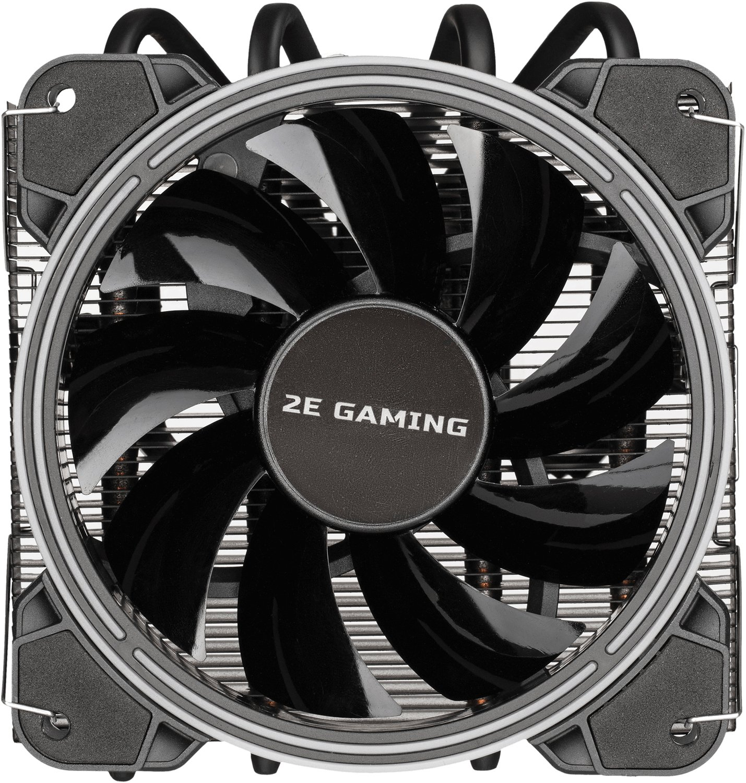 Процессорный кулер 2E GAMING AIR COOL (AC120T4) (2E-AC120T4-RGB) фото