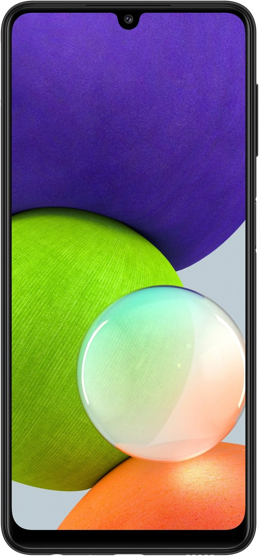 Смартфон Samsung Galaxy A22 4/128Gb Blackфото
