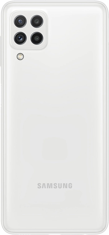 Смартфон Samsung Galaxy A22 4/128Gb Whiteфото