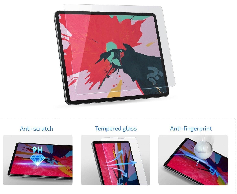 Скло 2E для Galaxy Tab A7 Lite (SM-T225) 2.5D Clear (2E-G-TABA7L-LT2.5D-CL)фото