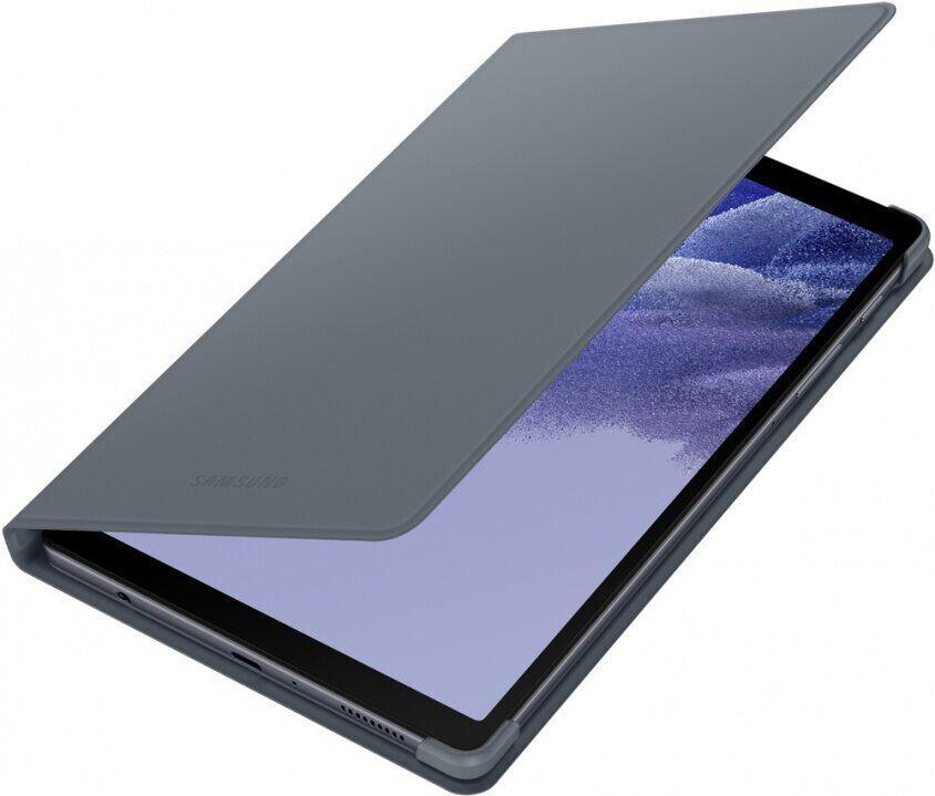 Чехол Samsung для Galaxy Tab A7 Lite Book Cover Dark Gray (EF-BT220PJEGRU) фото