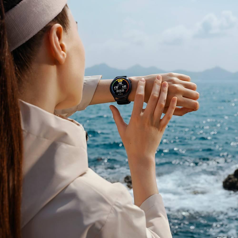 Смарт-часы Huawei Watch 3 Black фото