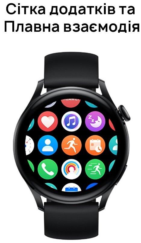Смарт-часы Huawei Watch 3 Pro Classic Titanium фото