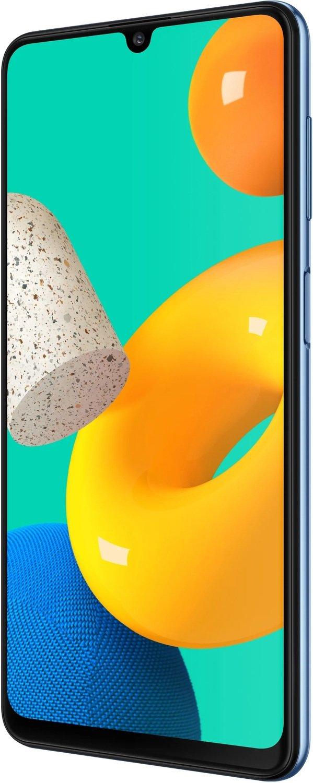 Смартфон Samsung Galaxy M32 6/128Gb Light Blue фото