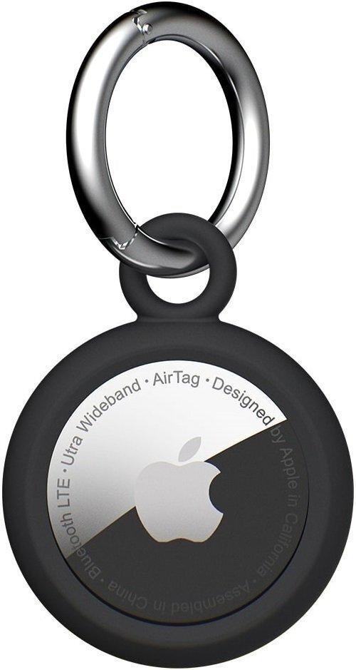 Держатель UAG для Apple AirTags Dot Keychain Black (16320V314040) фото