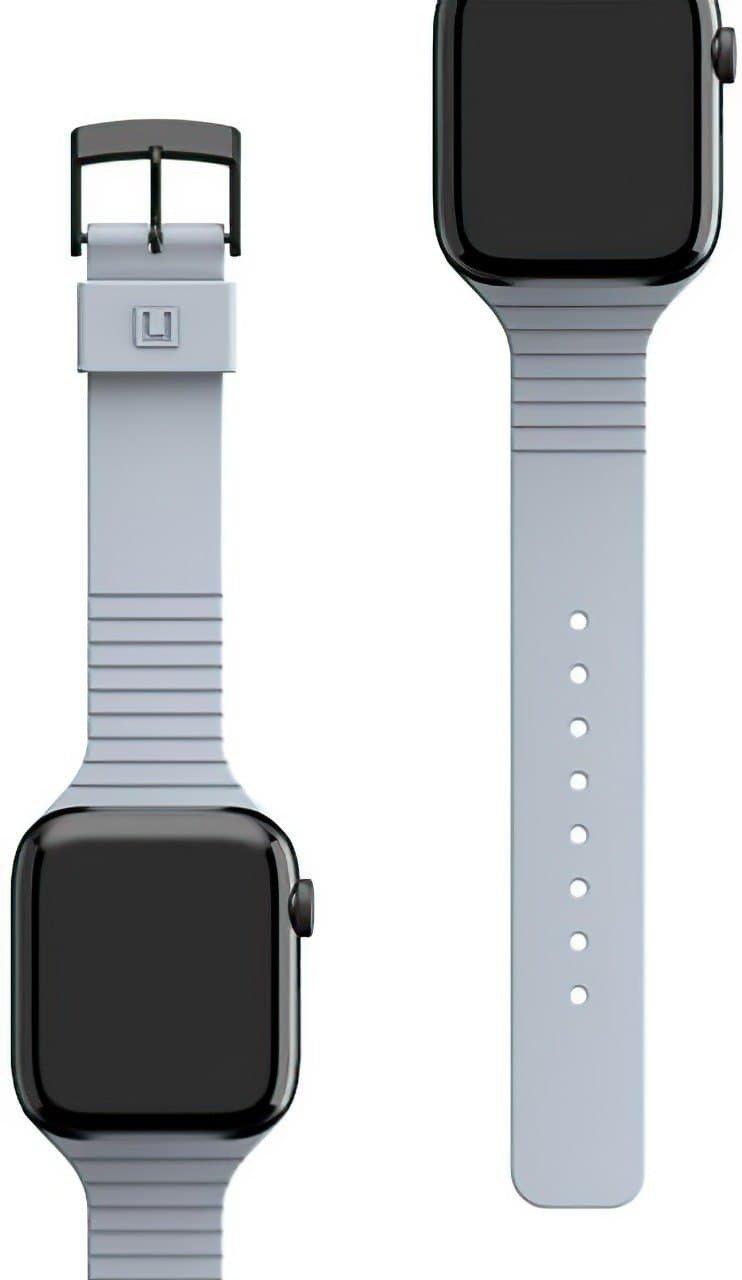 Ремешок UAG для Apple Watch 40/38 Aurora Soft Blue (19248Q315151) фото