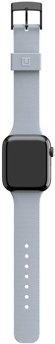 Ремешок UAG для Apple Watch 44/42 Dot Silicone Soft Blue (19249K315151) фото