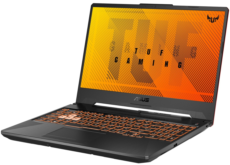 Ноутбук ASUS TUF F15 FX506LH-HN215 (90NR03U2-M06320)фото