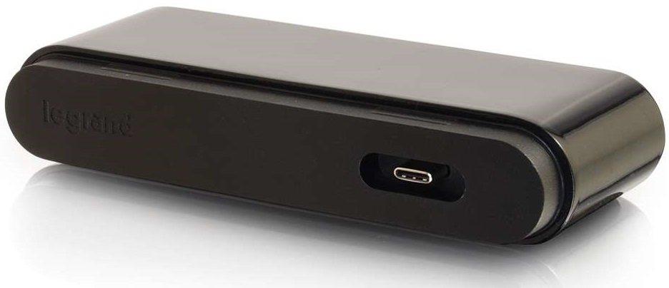Док станция C2G USB-C на HDMI, DP, VGA, USB, Power Delivery до 65W (CG82392) фото