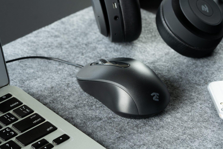 Мышь 2Е MF160 USB Black (2E-MF160UB) фото