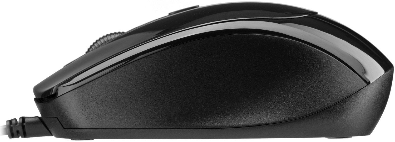 Миша 2Е MF1100 USB Black (2E-MF1100UB)фото