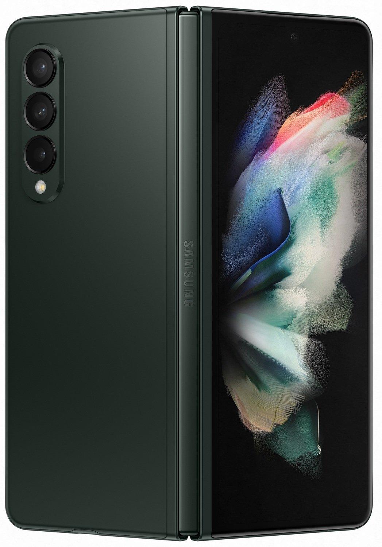 Смартфон Samsung Galaxy Z Fold3 12/256Gb Phantom Green фото