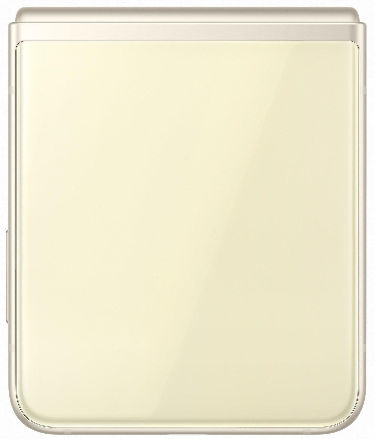 Смартфон Samsung Galaxy Z Flip3 8/128Gb Cream фото