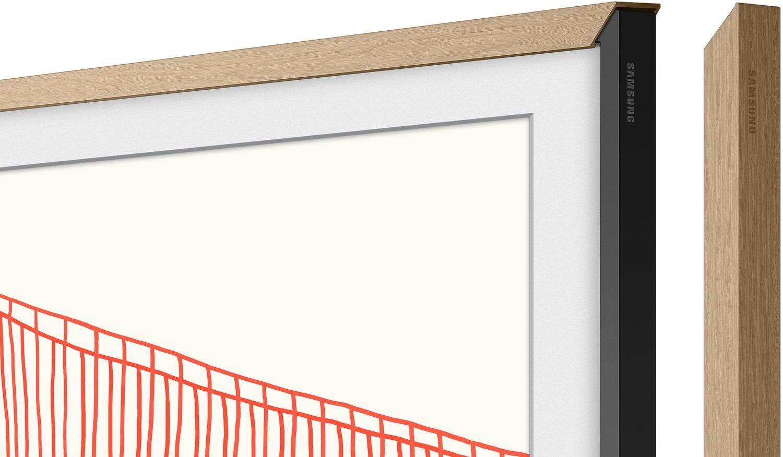 "Дополнительная TV рамка Samsung The Frame 43"",Wood (VG-SCFA43TKBRU) фото"