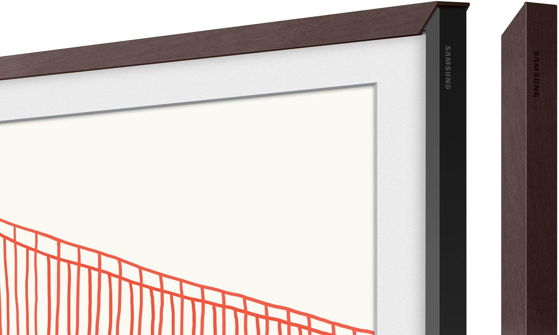"""Дополнительная TV рамка Samsung The Frame 50"""",Dark Brown (VG-SCFA50BWBRU) фото"""