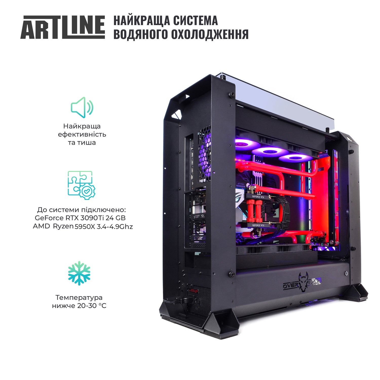 Cистемный блок ARTLINE Overlord RTX P99 v28 (P99v28) фото