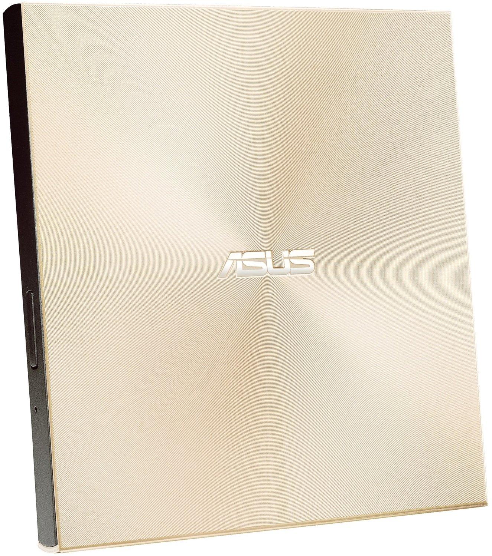 Внешний оптический привод ASUS SDRW-08U8M-U/GOLD/G/AS/P external DVD drive & writer GOLD фото