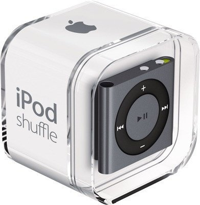MP3-плеєр APPLE iPod shuffle 2GB Space Gray (new color) фото2