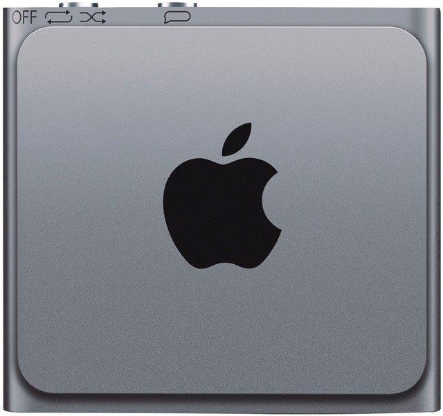 MP3-плеєр APPLE iPod shuffle 2GB Space Gray (new color) фото3