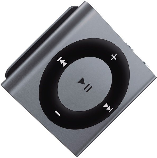 MP3-плеєр APPLE iPod shuffle 2GB Space Gray (new color) фото4