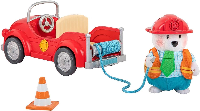 Игровой набор Li`l Woodzeez Пожарная станция WZ6609Z фото