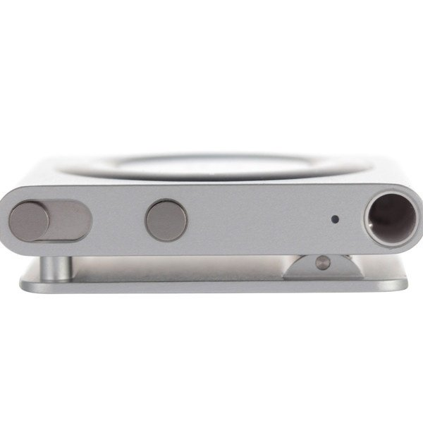 MP3-плеєр APPLE iPod shuffle 2GB Silver (new color)фото3