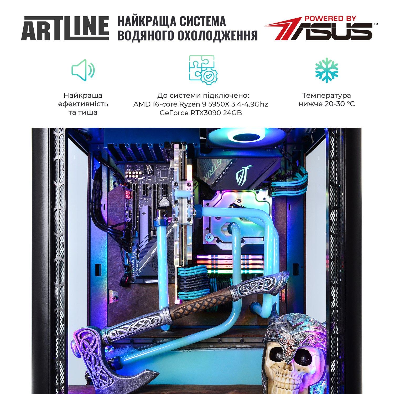 Системный блок ARTLINE Gaming VALHALLA v06 (VALHALLAv06) фото