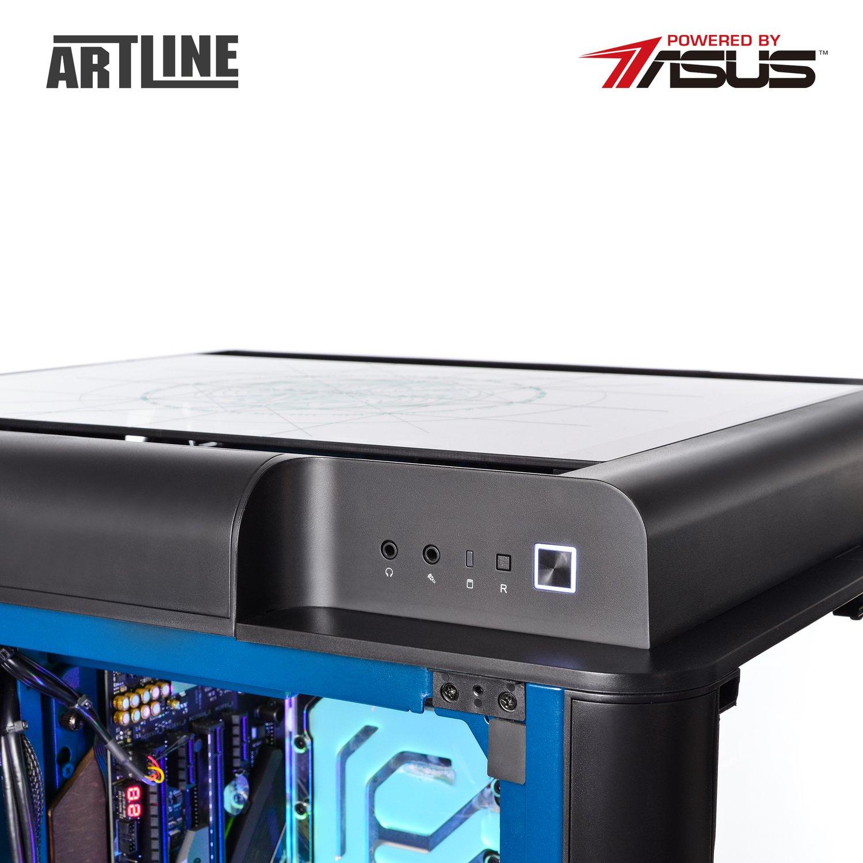 Системный блок ARTLINE Gaming VALHALLA v07 (VALHALLAv07) фото