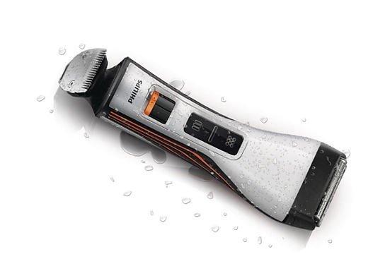 Триммер мультифункциональный 2-в-1 StyleShaver Philips QS6140/32 (QS6140/32) фото 4