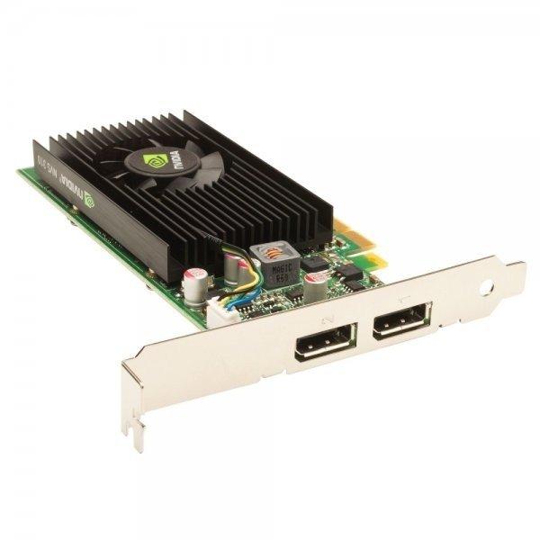 Відеокарта PNY NVIDIA Quadro 310NVS 512MB DDR3 Low Profile (VCNVS310DVI-PB)фото