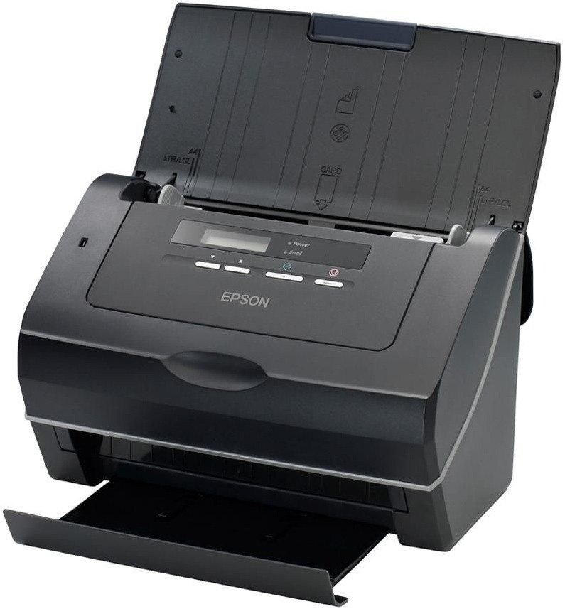 Сканер А4 Epson GT-S85N (B11B203301NP)фото