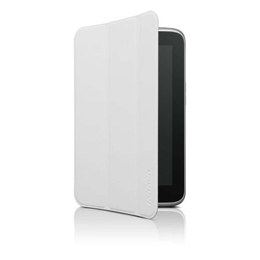 Чехол Lenovo для планшета Lenovo A1000 Case and film White White фото