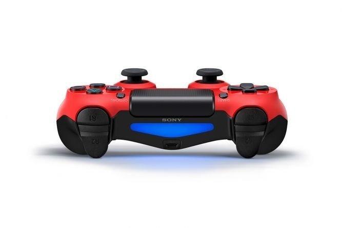 Джойстик SONY Dualshock для PS4 Red (818.2) фото 3