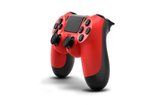 Джойстик SONY Dualshock для PS4 Red (818.2) фото 5