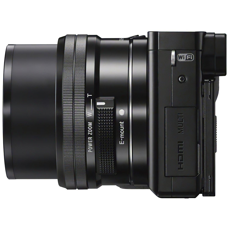 Фотоаппарат SONY Alpha a6000 + 16-50 Black (ILCE6000LB.CEC) фото