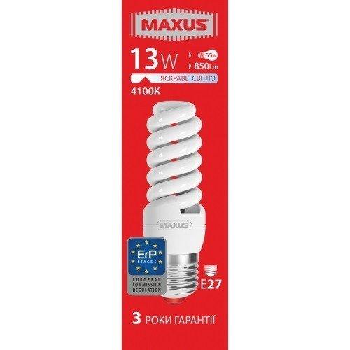 Энергосберегающая лампа Maxus 1-ESL-224-1 (1-ESL-224-1) фото