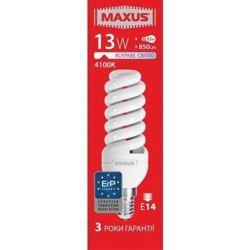 Энергосберегающая лампа Maxus 1-ESL-226-1 (1-ESL-226-1) фото