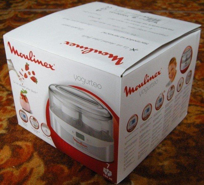 Йогуртница Moulinex YG230131 (YG230131) фото 2