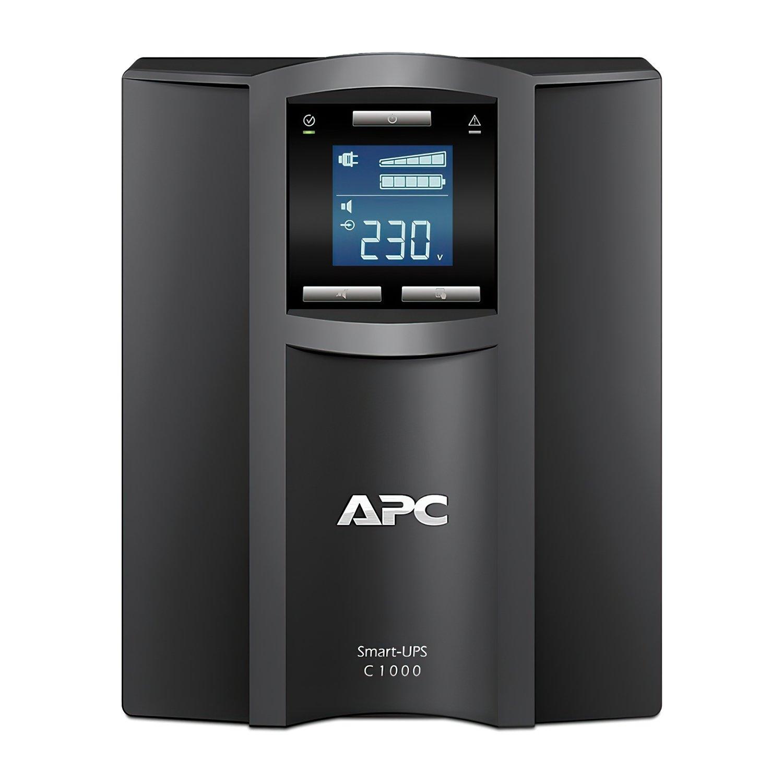 ДБЖ APC Smart-UPS C 1000VA LCD (SMC1000I)фото