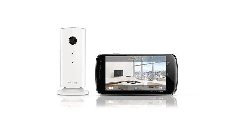 Видеоняня Philips InSight Wireless Home monitor фото 5