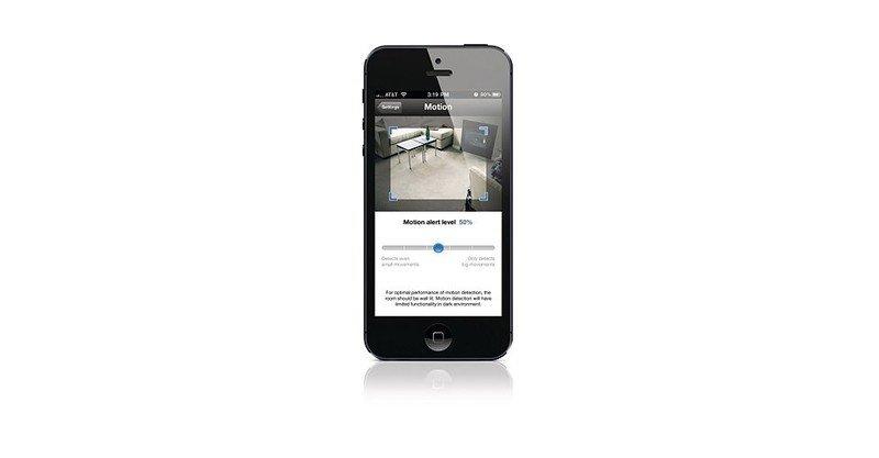 Видеоняня Philips InSight Wireless Home monitor фото 7